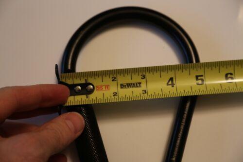 4 Pack BLACK LARGE STEEL CARABINER Twist Locking  35KN  Auto Lock BLACK