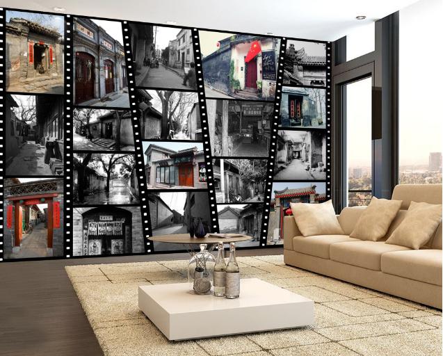 3D  Film Alte Tür  975 Tapete Wandgemälde Tapete Tapeten Bild Familie DE Summer