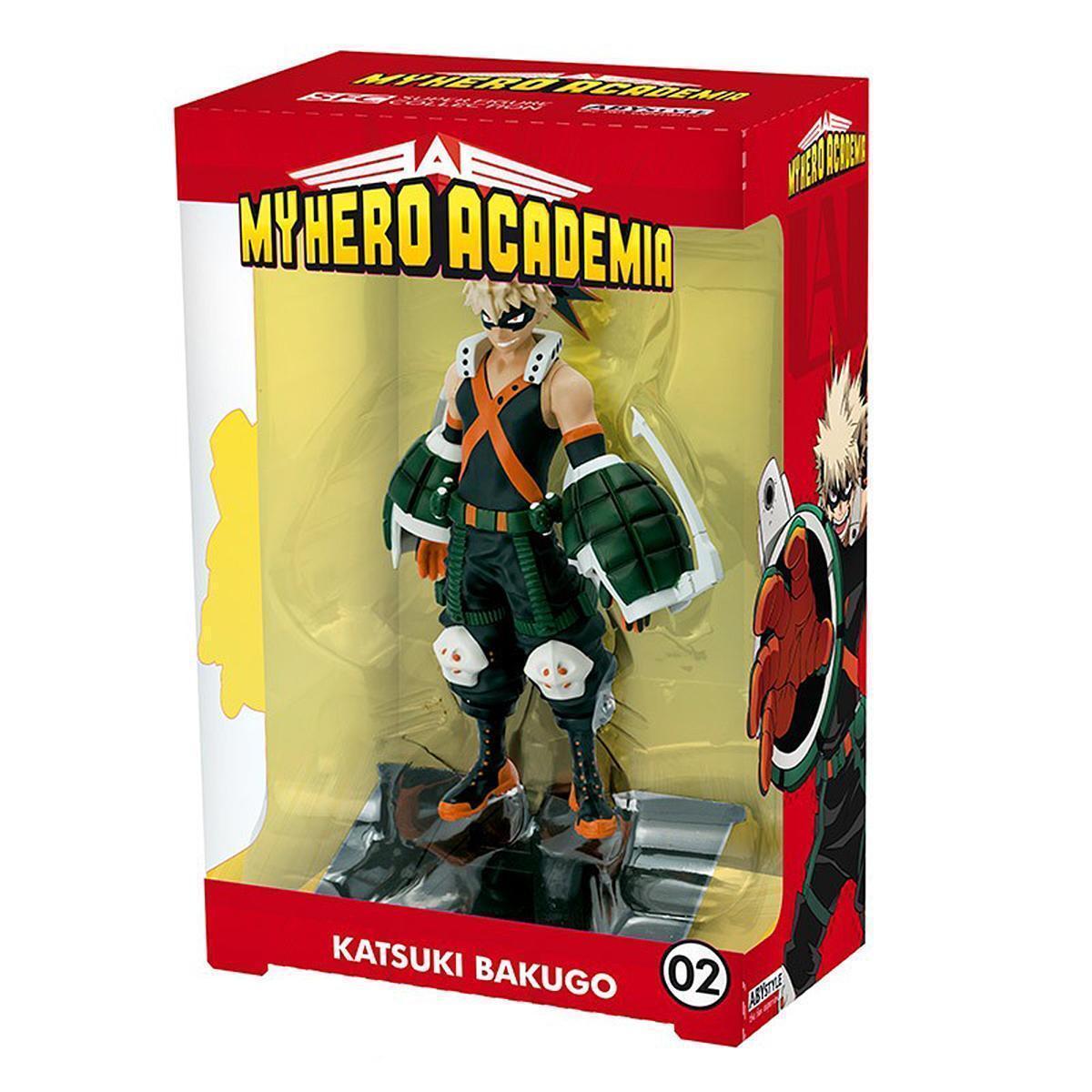 MY HERO HERO HERO ACADEMIA SUPER FIGURE COLLECTION KATSUKI BAKUGO 3f255c