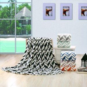 Arrow-Micro-plush-Contemporary-Pattern-Soft-Warm-Lightweight-Comfy-Throw-Blanket