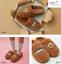 miniature 3 - BTS BT21 Official Pure Cute Soft Slipper KPOP Merch Authentic Goods MD