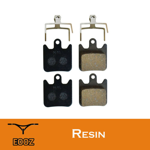 2 Pair Semi Metallic bicycle DISC BRAKE PADS for Hope TECH X2