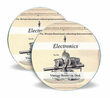 Rare Books on DVD Electronics Electrical Engineering Theory Physics Magnetism A0