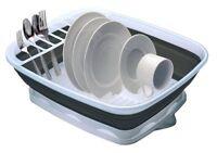 Prepworks From Progressive International Cdd-100 Collapsible Dish Rack , New, Fr on Sale