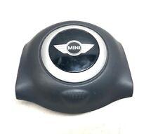item 5 2002-2006 mini cooper front driver steering wheel air bag r50 r53  oem 676036604 -2002-2006 mini cooper front driver steering wheel air bag  r50 r53