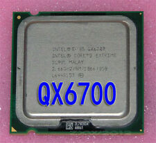 Intel Core 2 Extreme Qx6700 2,66 Ghz Quad-core 8m 1066 MHz de procesador Lga775 Cpu