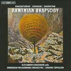 Armenian Rhapsody (CD, Jul-2011, BIS (Sweden))