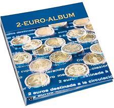Leuchtturm NUMIS Münzalbum für 2-Euro-Gedenkmünzen Band 6