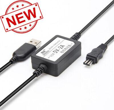 CARICABATTERIE Micro USB per SONY DCR-PC110 PC110E PC115 PC115E PC120