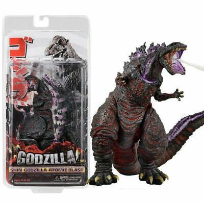 """Shin Godzilla Atomic Blast 2016 Movie 6/"""" Action Figure 12/"""" Head Tail Purple"""