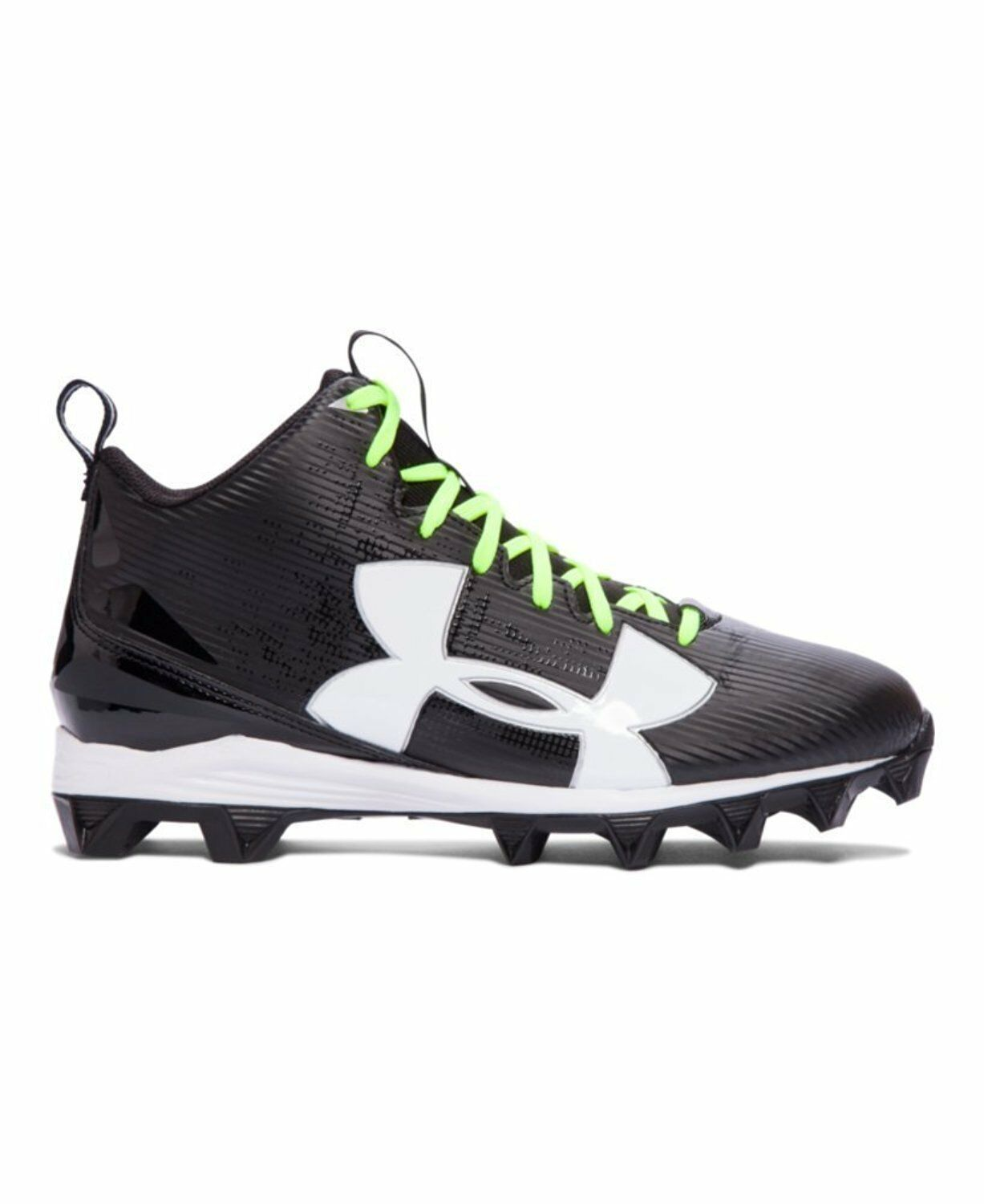Under Armour 1286599-001 Cleats-  Uomo UA Crusher RM FTball Cleats- 1286599-001 Choose SZ/Farbe. ec699b
