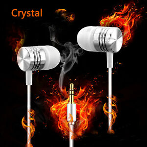 Crystal-Earphones-In-Ear-Sport-Headphones-Bass-For-Samsung-S3-S4-S6-S7-Edge-Lot