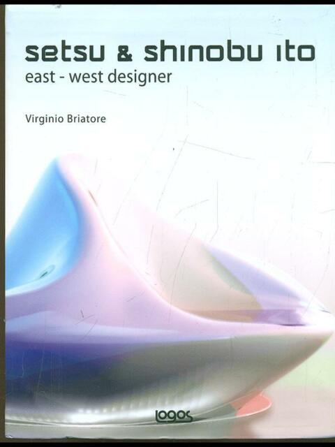 SETSU & SHINOBU ITO, EAST-WST DESIGNER  BRIATORE VIRGINIO  LOGOS 2008