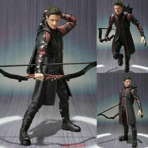S-H-Figuarts-Avengers-Age-Of-Ultron-Hawkeye-SHF-Action-Figures-KO-Version-Toy