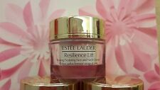 ESTEE LAUDER Resilience Lift Firming Sculpting Face & Neck Creme Day 15 ml