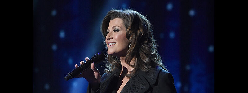Amy Grant with Michael W Smith