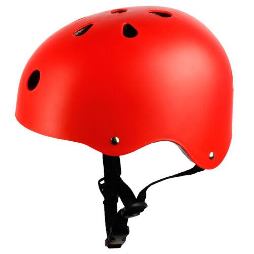 1X SPORT SKATE HELMET BIKE//BICYCLE SCOOTER SAFETY MEN WOMEN HEAD PROTECTORS