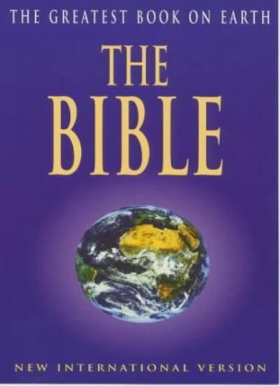 The Bible : New International Version,IBS UK International Bible Society