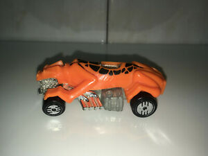 RARE-VINTAGE-1985-Hot-Wheels-Animal-Car-Orange