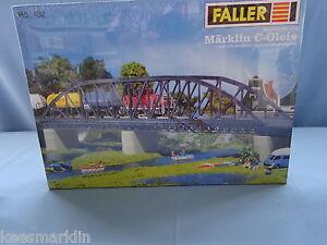 Faller-190482-Arched-Bridge-C-Track-KIT-HO