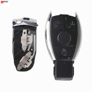 FOR Mercedes-Benz W211 Smart Key Shell With Plastic Board 2000-2006