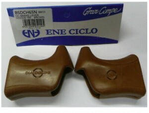 Vintage Classic Retro Dia compe Aero Brake levers BL-07 brown hoods