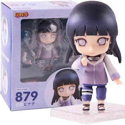 Anime Naruto Hinata Hyuga PVC Figur Modell 8/'/' In Box