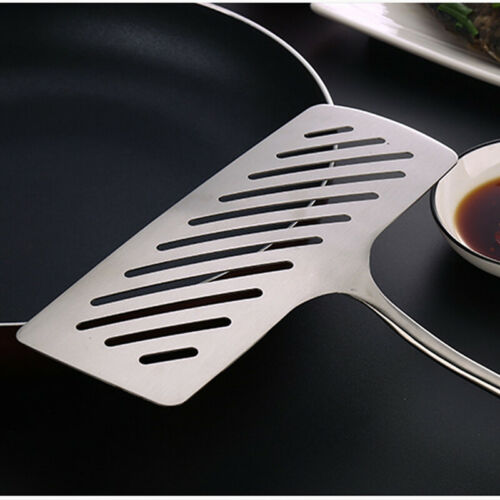 Burger//Fish Slice Slotted Turner Spatula Kitchen Cooking Tool