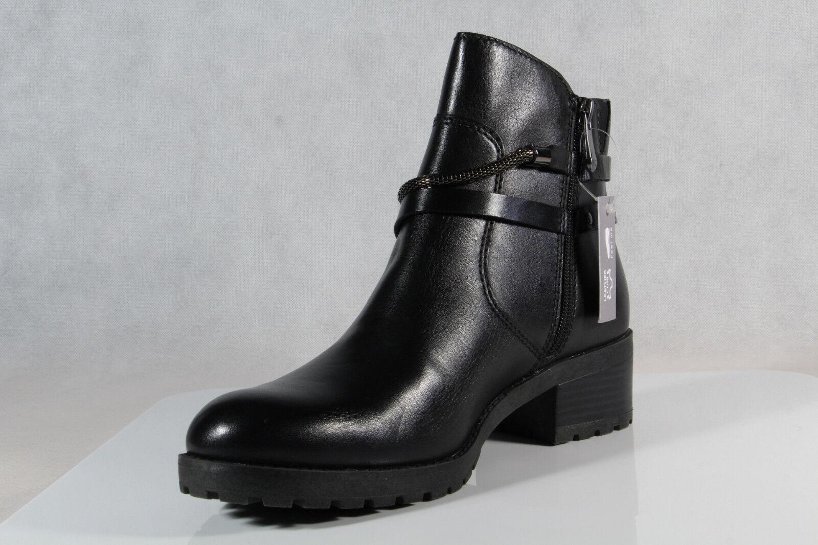 Marco Tozzi Botines Botines Botines Mujer botas de Invierno botas botas Negro 25475 Nuevo 415e5a