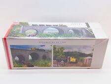 LOT 32863 Busch HO 1591 Steinbrücke Brücke Stone Bridge Fertigmodell NEU OVP