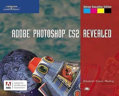 1 of 1 - NEW Adobe Photoshop CS2, Revealed, Deluxe Education Edition (Revealed Series)
