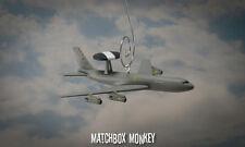 E-3 Sentry AWACS Radar Aircraft Boeing 707-320B Christmas Ornament 707 Airplane