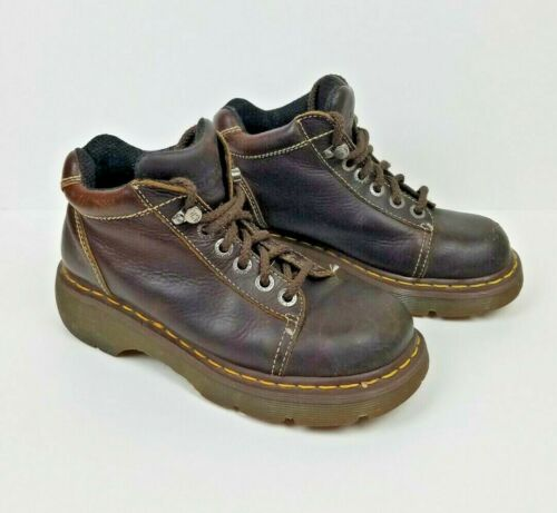Doc Martens Women's Size 8 M 8542 Vintage Brown Le