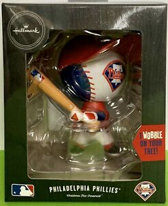 Philadelphia Phillies™ MLB Baseball Bobble Buddy Hallmark ...