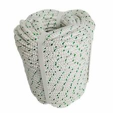 38 Inch 4800lbs Breaking Strength 200 Feet New Double Braided Polyester Rope