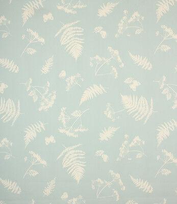 Clarke and Clarke Moorland Duckegg Designer Curtain Upholstery Fabric