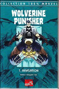 MARVEL-100-WOLVERINE-PUNISHER-N-1-REVELATION-PANINI-COMICS