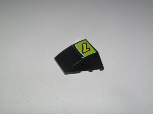 Lego ® Nez Capot Wedge Slope Brick 4 x 3 Stickers Choose Model 64225