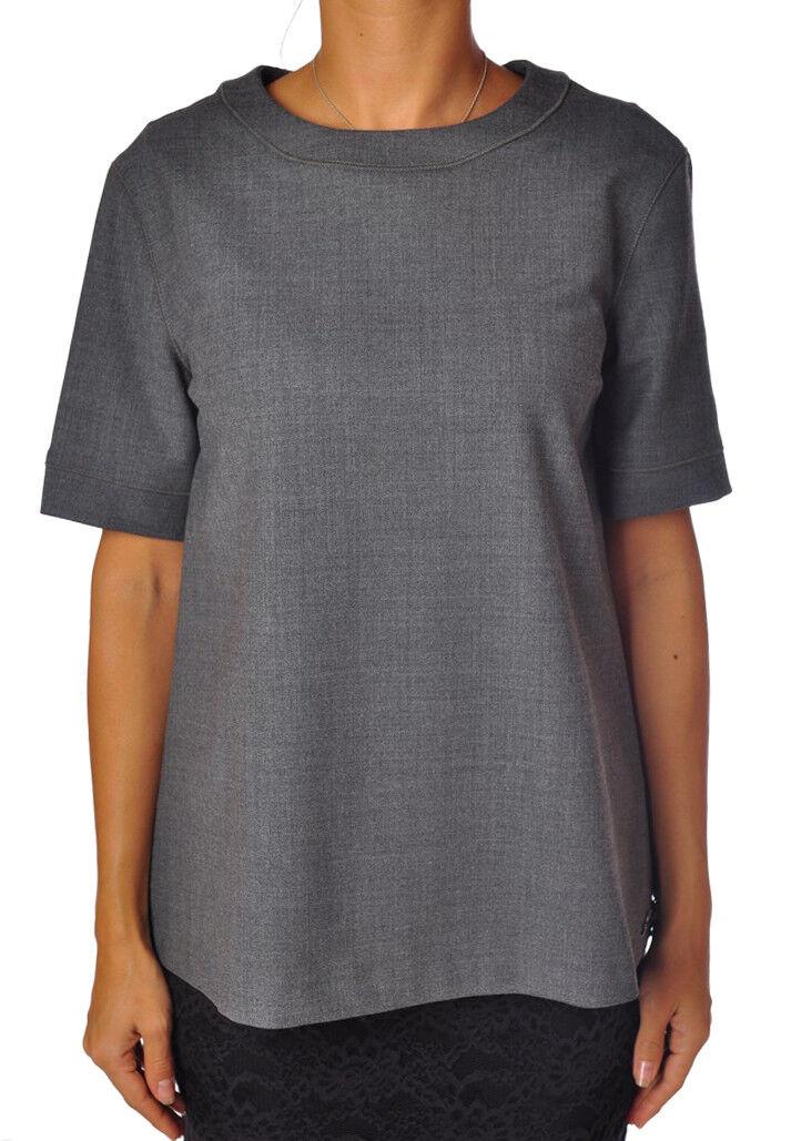 Twin Set - Shirts-Blouses - woman - Blau - 713417C184426