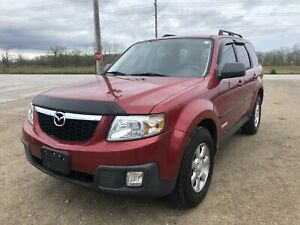 2008 Mazda Tribute Low Kms - No accidents