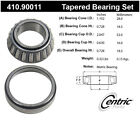 Wheel Bearing and Race Set-Premium Bearings Centric 410.90011
