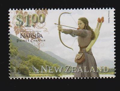 Neuseeland 2008 Mit Einem LangjäHrigen Ruf Briefmarke Mit Bogenschütze Postfrisch