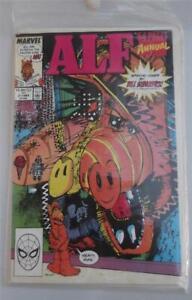 ALF-2-ANNUAL-NM-Bill-Sienkiewicz-Marvel-1988-1989-more-in-store