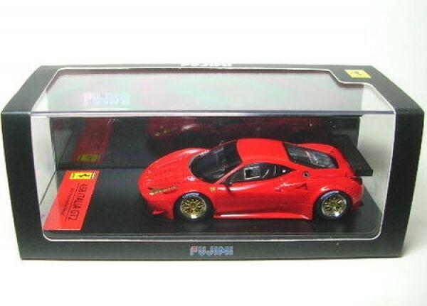 Ferrari 458 Italia GT2 (rouge) 2011