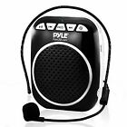 Pyle Portable Voice Amplifier Speaker Headset Microphone USB Mp3 Rechargeable