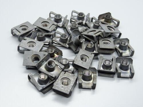 10 BLECHKLAMMER MUTTER BLECHMUTTER M5 FÜR MERCEDES W202 W210 S210 A0039944245
