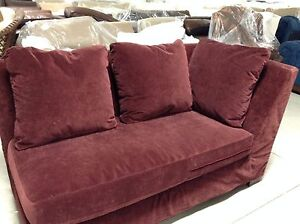 Good Image Is Loading Pottery Barn PACIFIC Deep Sofa Chair SECTIONAL Left