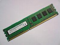 4GB DDR3-1600 PC3-12800 1600Mhz MICRON MT8JTF51264AZ-1G6E1 PC DESKTOP SPEICHER