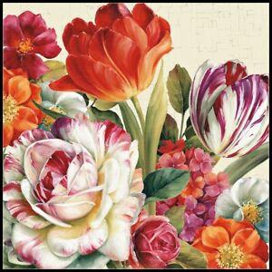 Chart-Needlework-Crafts-DIY-Counted-Cross-Stitch-Patterns-Garden-View