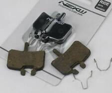 2 PAIRS NZKW SEMI METAL DISC BRAKE PADS SUIT HAYES NINE HFX 9 MX1 MAG PROMAX